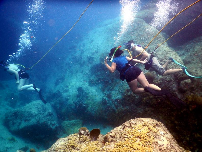 Hookah Diving