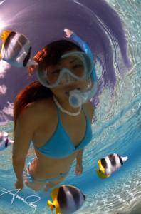 SnorkelGirl1